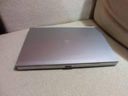 notebook Elitebook hp 8gb hd-500 core i5 2.60ghz vel de i7 R$1.500 tr 9- *
