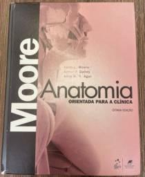 Livro de ANATOMIA - MOORE, oitava edição