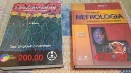 Livros seminovos de medicina