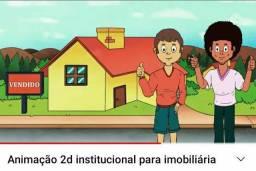 Animação, vídeo institucional, propaganda