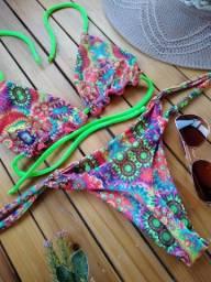 Título do anúncio: Biquini Fio Tendência Moda Praia