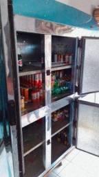 Camara fria cervejeira 6 portas