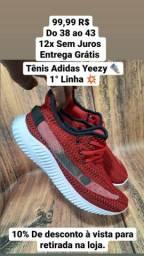 Título do anúncio: Tênis Adidas Yeezy
