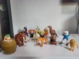 Brinquedos Mac Donald's coleções exclusivas