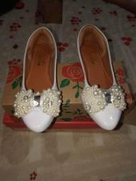 Sapatos 34 Novos, na caixa