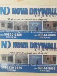 Forro drywall promoção!!!