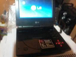 DVD portátil Philco 7 polegadas