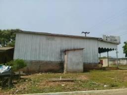 Vende-se ponto de comércio de madeira e uma casa em Teobroma Rondônia