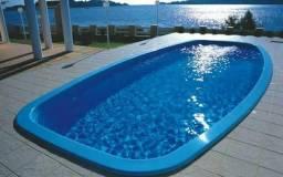 Transforme sua piscina, usada em uma novinha!