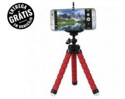 Tripé Para Celular - Suporte Pequeno - Estabilizador Para Fotos e Videos Smartphone