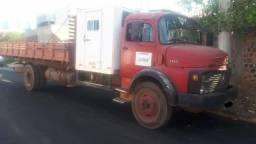 Caminhão mercedes 81 e 74 É Pegar e Trabalhar Caminhão de Particular - 1981
