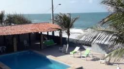Casa em fortaleza frente ao mar