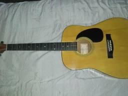 Vendo violão acústico: (VOGGA) ja usado!!