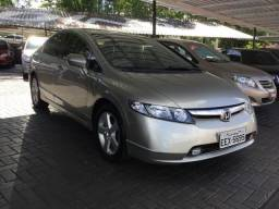 HONDA CIVIC SEDAN LXS 1.8/1.8 FLEX 16V MEC. 4P - 2008