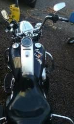 Moto P/ Retirada De Peças / Sucata Harley Davidson Ano 2009 e 2013
