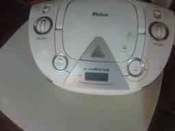 Rádio usado mais bom pega cd,cabo usb.