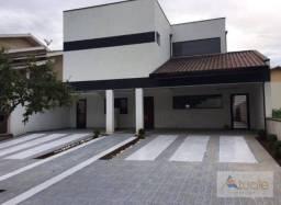 Casa com 3 dormitórios para alugar, 330 m² por r$ 4.000,00/mês - condomínio metropolitan p