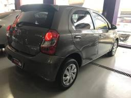 Toyota Etios XS 1.5 Flex 16V Mec - 2018