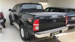 Hilux SRV 3.0 Aut 2012/12 Diesel - 2012