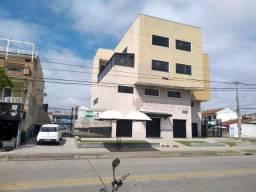Prédio para alugar, 774 m² por r$ 25.000,00/mês - sítio cercado - curitiba/pr