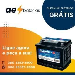 Bateria 50Ah Acdelco para virtus e onix