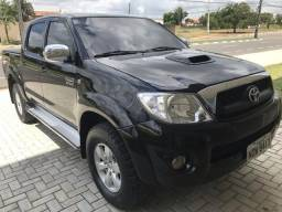 Toyota Hilux 3.0 SRV 4X4 CD 16V TURBO INTERCOOLER DIESEL 4P AUTOMÁTICO * - 2010