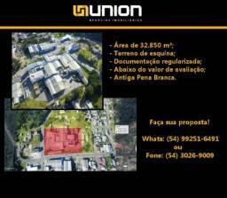 Oferta Imóveis Union! Terreno com 32.850 m² à venda. Ótima oportunidade para investimento!