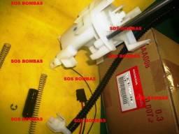 Refil bomba de combustivel CRV + filtro de combustivel,