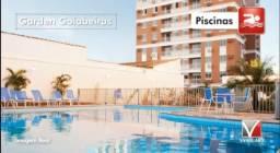 Apartamento Garden Goiabeiras 3/4 sendo 01 suíte Sol da manhã