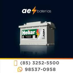 Título do anúncio: Bateria 50Ah Heliar original dos carros honda civic e fit