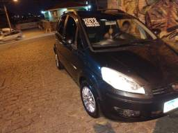 Vendo ou troco Fiat Idea Attractive impecável - 2012