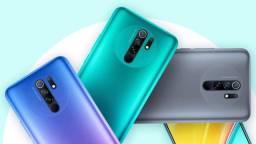 Xiaomi Redmi 9 - 4gb ram e 64gb Armazenamento / L.A.C.R.A.D.O / Original / Global