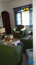 Casa à venda com 1 dormitórios em Vila tupi, Praia grande cod:522746