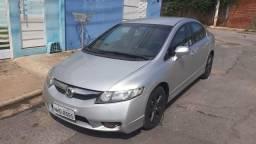 Honda civic lxs 1.8 gasolina - 2007
