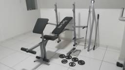 Maquina de musculaçao