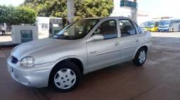 Classic Corsa Sedan 1.0 álcool completo (só TROCA) - 2005