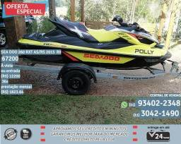 Amarelo seadoo 260 rxt as/RS 2015 $67240 - 2015