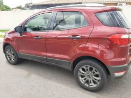 Ford ecosport 1.6 freestyle automática 2017 - 2017