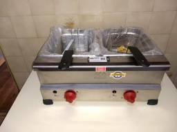 Fritadeira a gás 12 litros