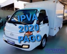 Hyundai hr 2018 2.5 longo sem caÇamba 4x2 16v 130cv turbo intercooler diesel 2p manual - 2018