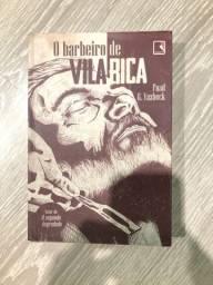 Livro NOVO Barbeiro de Vila Rica