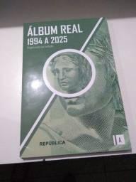 Álbum das moedas brasileiras