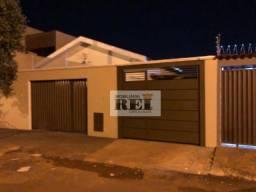 Casa com 2 dormitórios para alugar, 60 m² por R$ 1.300/mês - Residencial Gameleira Ll - Ri