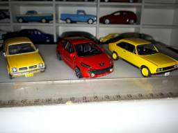 Kit 03 Miniatura Chevette/ Peugeot 207 / Dodge Polara