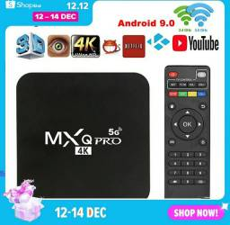 Mxk pro k4 Wi-Fi Android 9.0