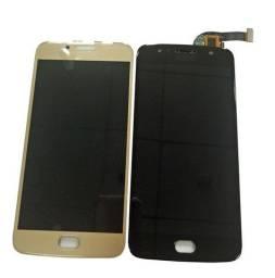 Tela De Vidro Com Sensor De Toque Para Motorola G5s