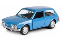 Coleção Miniatura Carros Brasileiros Brasília