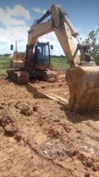 escavadeira 315 DL ano 2008