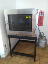 Vendo forno Twister Venâncio de cinco telas a gás