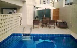 PCCE2 - Apartamento para alugar, 1 quarto, 50m², reformado, lazer, nos Aflitos